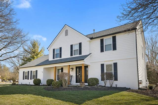 7647 Tenbury Place, Dublin, OH 43017 (MLS #221006518) :: LifePoint Real Estate