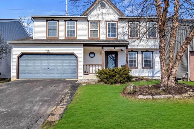 1753 Milington Way, Marysville, OH 43040 (MLS #221006526) :: LifePoint Real Estate