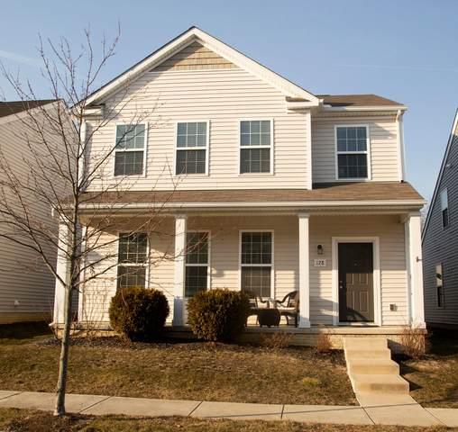 128 Purple Leaf Lane, Lewis Center, OH 43035 (MLS #221006545) :: MORE Ohio