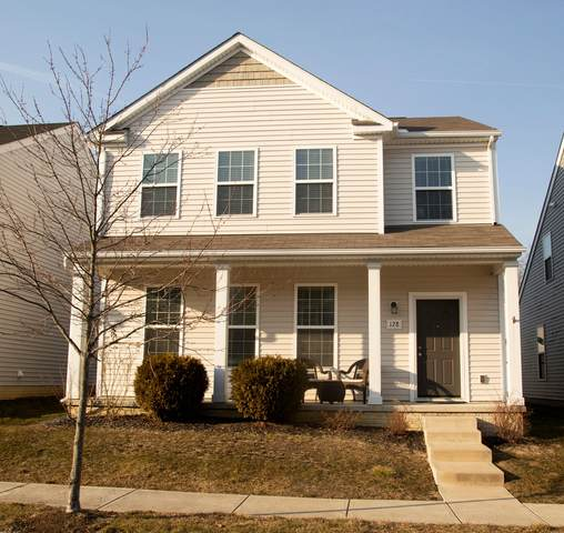128 Purple Leaf Lane, Lewis Center, OH 43035 (MLS #221006545) :: Bella Realty Group