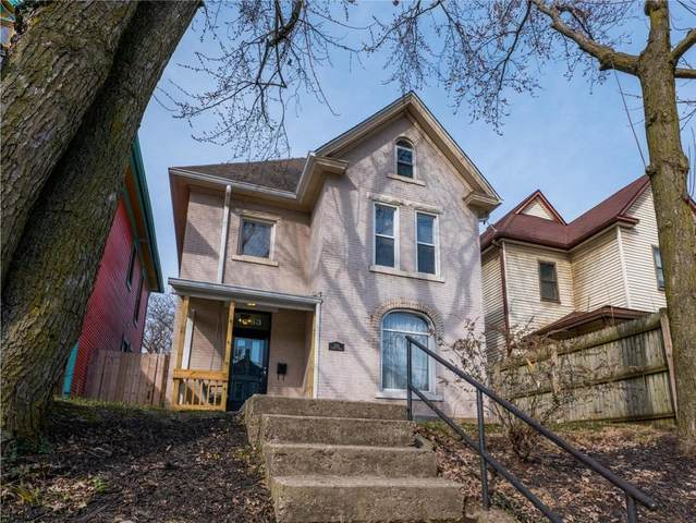 1383 Summit Street, Columbus, OH 43201 (MLS #221006636) :: HergGroup Central Ohio