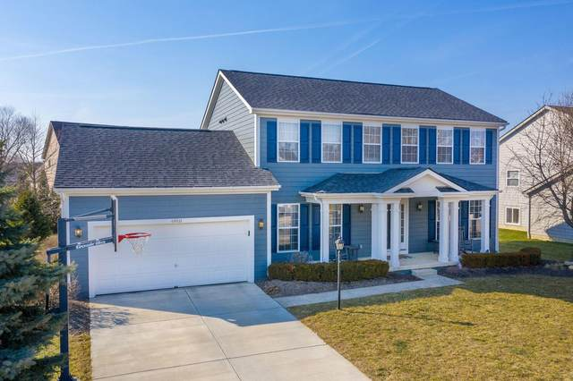6810 Park Mill Drive, Dublin, OH 43016 (MLS #221006649) :: Bella Realty Group