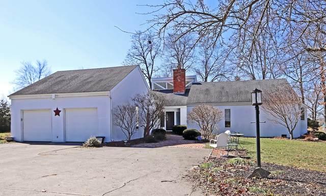 1355 Fox Run Drive, Marysville, OH 43040 (MLS #221006718) :: MORE Ohio