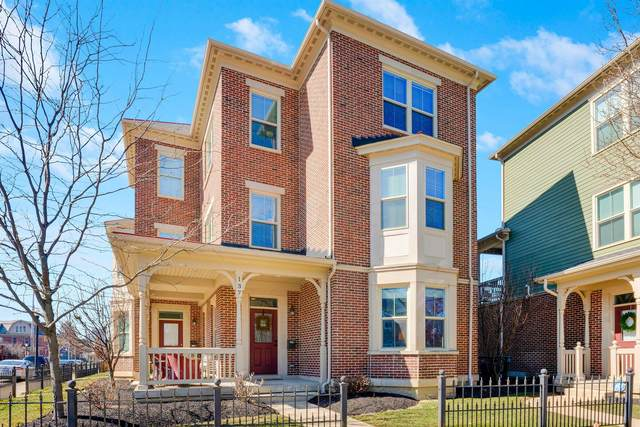 137 N 21st Street, Columbus, OH 43203 (MLS #221006723) :: 3 Degrees Realty