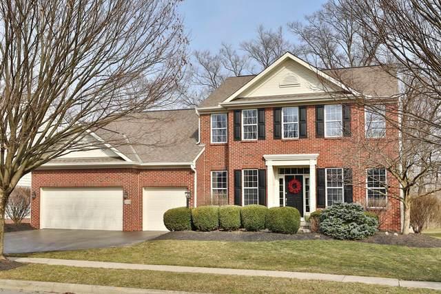 1318 Terrace Park Drive, Columbus, OH 43235 (MLS #221006757) :: Bella Realty Group