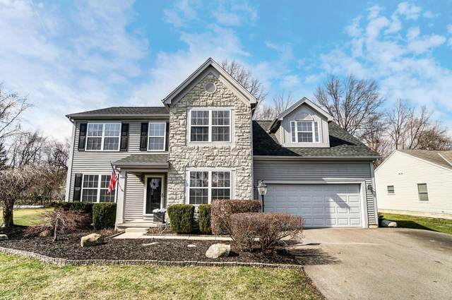 6428 Steinbeck Way, Westerville, OH 43082 (MLS #221006763) :: RE/MAX ONE