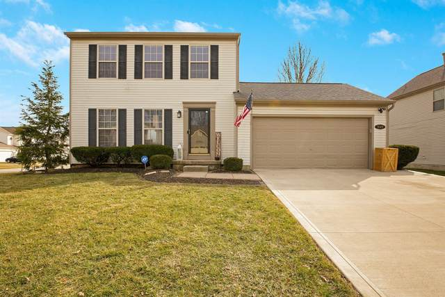 9149 Longstone Drive, Lewis Center, OH 43035 (MLS #221006917) :: Bella Realty Group