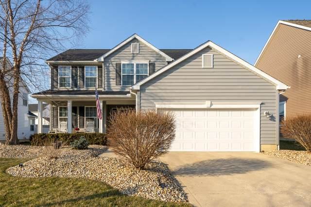 348 Rockmill Street, Delaware, OH 43015 (MLS #221006920) :: Greg & Desiree Goodrich | Brokered by Exp