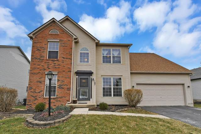 187 Locust Curve Drive, Delaware, OH 43015 (MLS #221006962) :: RE/MAX ONE