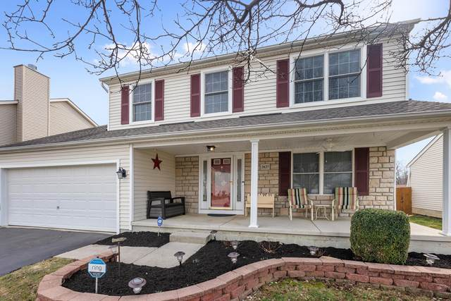 2827 Marblewood Drive, Columbus, OH 43219 (MLS #221007035) :: Bella Realty Group