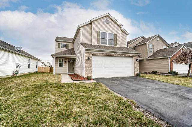5826 Wooden Plank Road, Hilliard, OH 43026 (MLS #221007051) :: Bella Realty Group
