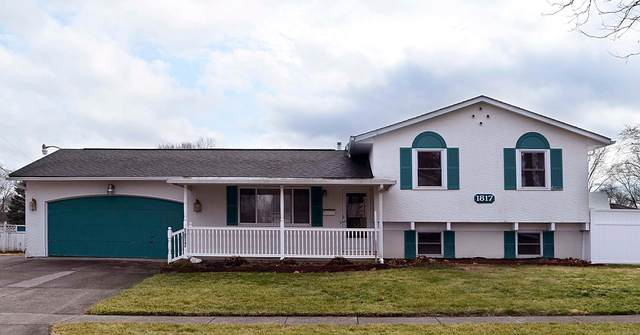 1817 Cedar Willow Drive, Columbus, OH 43229 (MLS #221007064) :: HergGroup Central Ohio