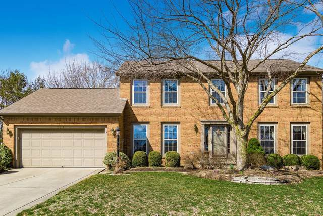 5011 Brandamore Court, Hilliard, OH 43026 (MLS #221007195) :: RE/MAX ONE