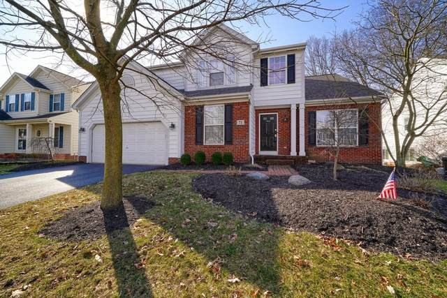 71 Tiller Drive, Powell, OH 43065 (MLS #221007269) :: Bella Realty Group