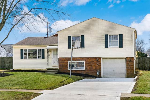 6727 Red Fox Road, Reynoldsburg, OH 43068 (MLS #221007336) :: Greg & Desiree Goodrich | Brokered by Exp