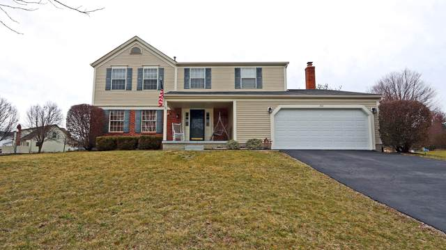 186 Winfall Drive, Columbus, OH 43230 (MLS #221007408) :: MORE Ohio