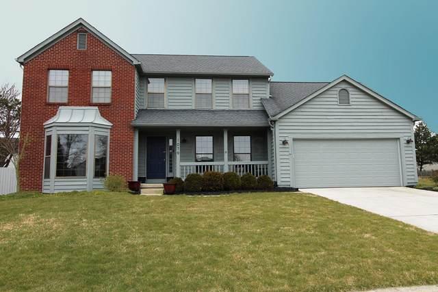 1079 Starlight Drive, Reynoldsburg, OH 43068 (MLS #221007443) :: RE/MAX ONE