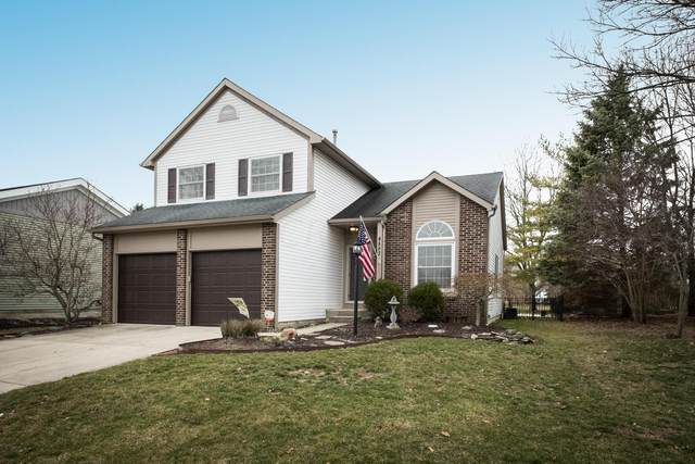 4883 Leybourne Drive, Hilliard, OH 43026 (MLS #221007444) :: Bella Realty Group