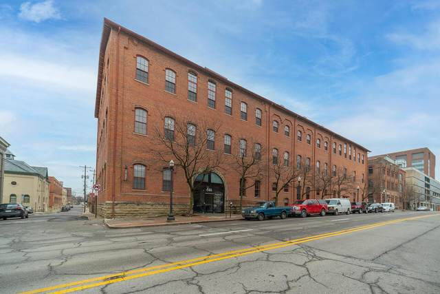 544 S Front Street #211, Columbus, OH 43215 (MLS #221007519) :: Bella Realty Group