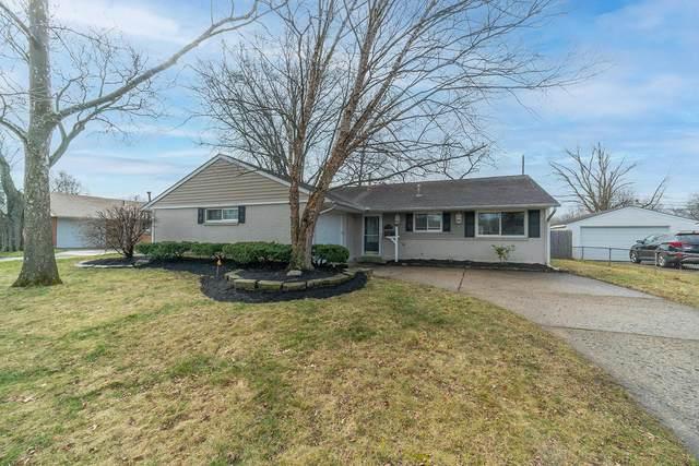 6545 Roselawn Avenue, Reynoldsburg, OH 43068 (MLS #221007525) :: Greg & Desiree Goodrich | Brokered by Exp