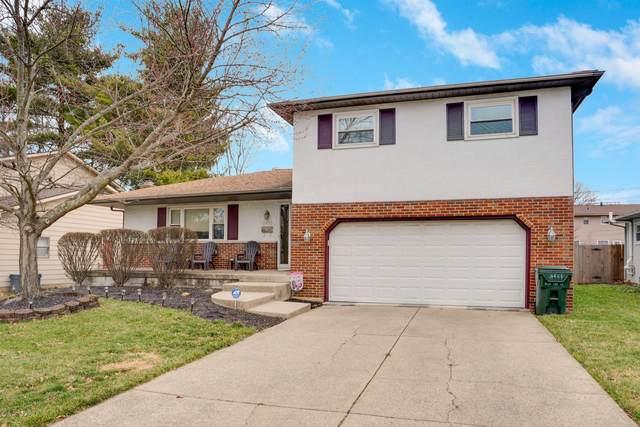 5488 Blue Ash Road, Columbus, OH 43229 (MLS #221007586) :: Jamie Maze Real Estate Group