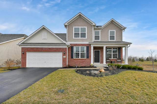 525 White Fawn Run, Delaware, OH 43015 (MLS #221007644) :: Bella Realty Group