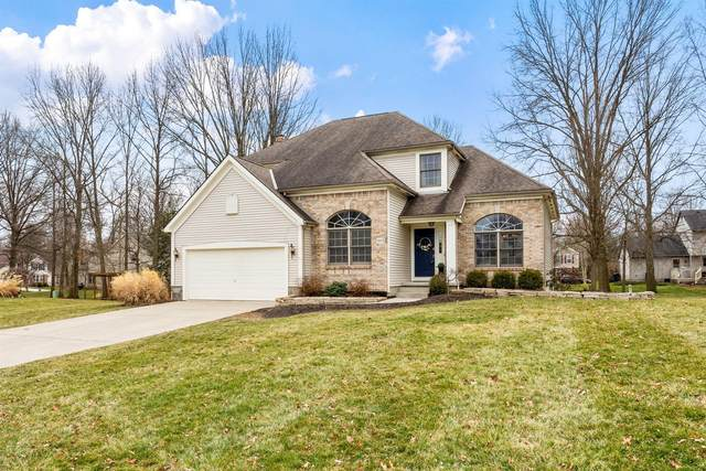 1055 Hurley Court, Columbus, OH 43230 (MLS #221007734) :: Bella Realty Group