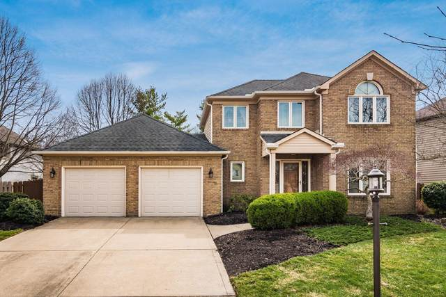 4239 Goldenseal Way, Hilliard, OH 43026 (MLS #221007753) :: MORE Ohio