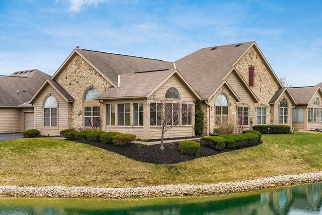 3605 Stoneway Point, Powell, OH 43065 (MLS #221007755) :: The Gale Group