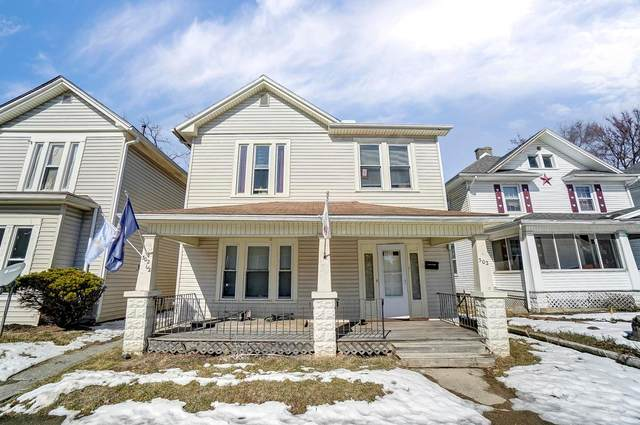 302 E Northern Avenue, Springfield, OH 45503 (MLS #221007769) :: The Holden Agency