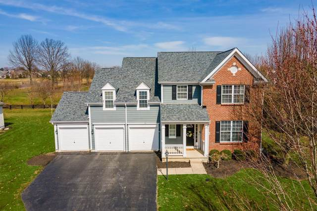 3906 Village Club Drive, Powell, OH 43065 (MLS #221007772) :: Bella Realty Group