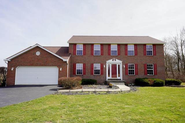 156 Bermuda Drive, Johnstown, OH 43031 (MLS #221007789) :: Jamie Maze Real Estate Group