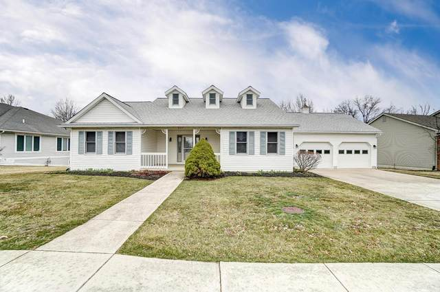480 Damascus Road, Marysville, OH 43040 (MLS #221007856) :: Bella Realty Group
