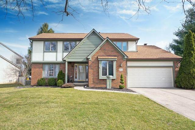 464 Rockbourne Drive, Westerville, OH 43082 (MLS #221007873) :: RE/MAX ONE