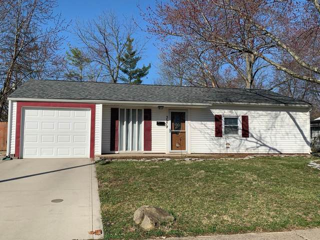3579 Clearwater Drive, Columbus, OH 43232 (MLS #221007979) :: Greg & Desiree Goodrich | Brokered by Exp