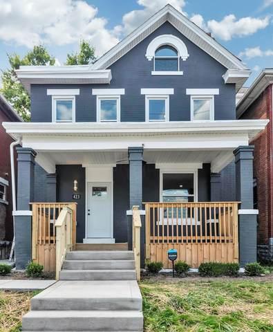 423 Saint Clair Avenue, Columbus, OH 43203 (MLS #221008009) :: Bella Realty Group