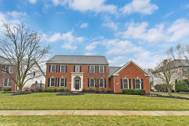 7606 Wild Mint Court, Westerville, OH 43082 (MLS #221008015) :: Greg & Desiree Goodrich | Brokered by Exp