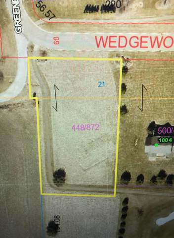 0 Wedgewood Drive Lot 21, Mount Vernon, OH 43050 (MLS #221008017) :: The Willcut Group