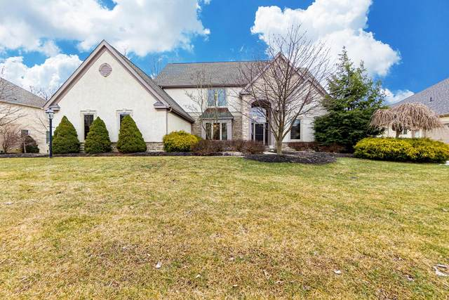 5440 Lynbrook Lane, Westerville, OH 43082 (MLS #221008018) :: Bella Realty Group
