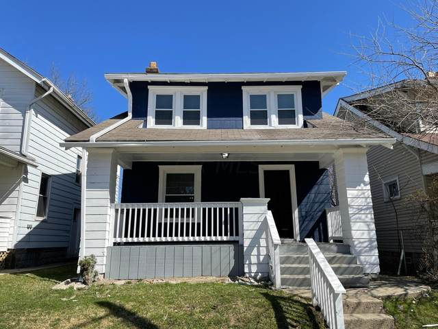 322 S Eureka Avenue, Columbus, OH 43204 (MLS #221008023) :: Bella Realty Group