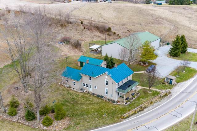 4928 Storms Creek Road, Urbana, OH 43078 (MLS #221008034) :: Core Ohio Realty Advisors