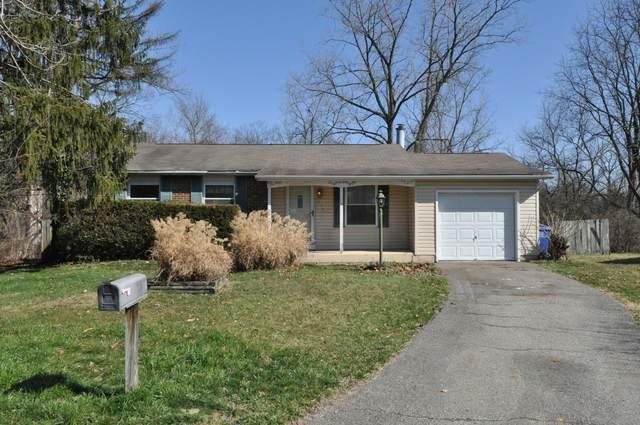 1636 Woodhurst Court, Columbus, OH 43223 (MLS #221008085) :: Bella Realty Group
