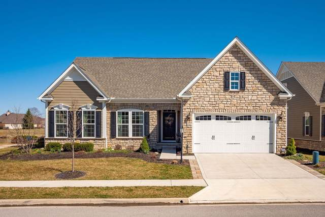 6996 Waters Edge Drive 8-6996, Dublin, OH 43016 (MLS #221008107) :: RE/MAX ONE