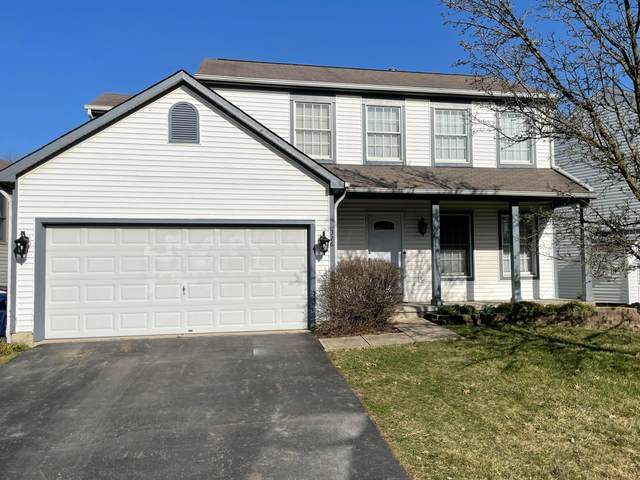 1326 Bluffton Court, Columbus, OH 43228 (MLS #221008135) :: Bella Realty Group