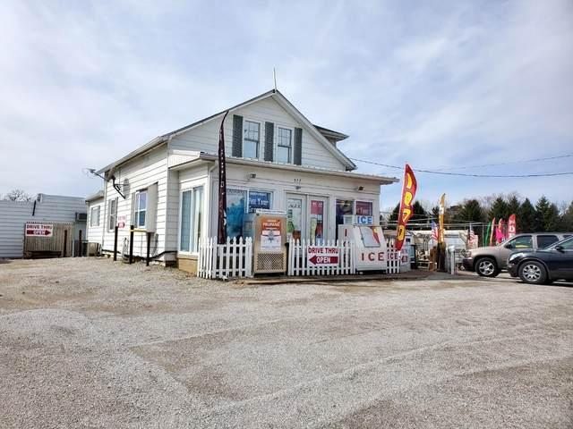 577 N Walnut Street, Galena, OH 43021 (MLS #221008197) :: Jamie Maze Real Estate Group