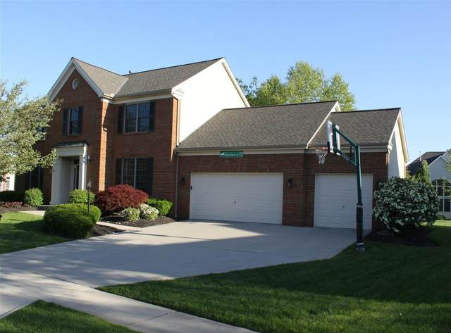5439 Fawnbrook Lane, Dublin, OH 43017 (MLS #221008210) :: Bella Realty Group