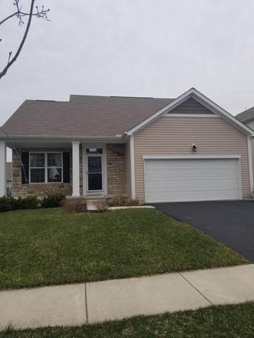 2416 Sky Valley Drive, Grove City, OH 43123 (MLS #221008220) :: HergGroup Central Ohio