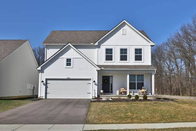 6886 Morningside Heights Place, Westerville, OH 43081 (MLS #221008252) :: Bella Realty Group