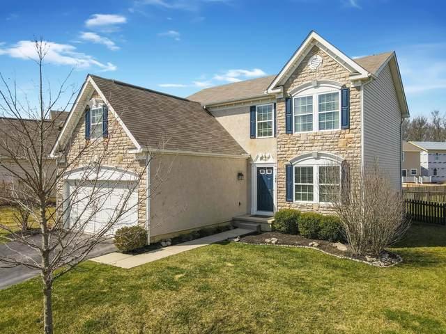 148 Firestone Drive, Delaware, OH 43015 (MLS #221008256) :: Bella Realty Group