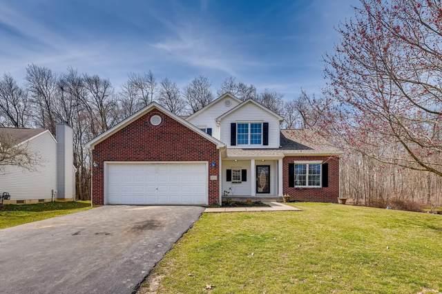 672 Village Mill Drive, Sunbury, OH 43074 (MLS #221008271) :: Bella Realty Group